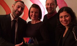 Land Rover MENA wins overall automotive honour at World Media Awards