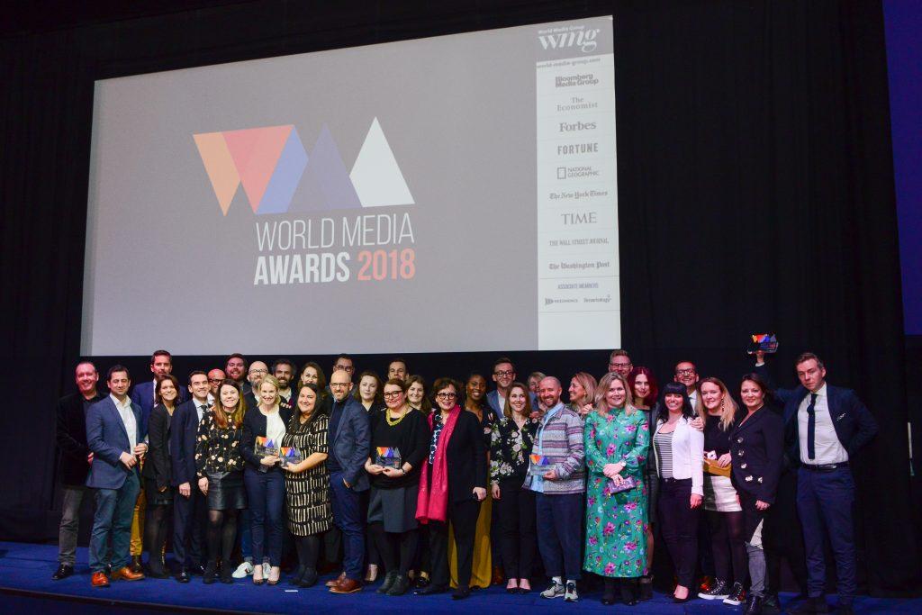 World Media Awards 2018
