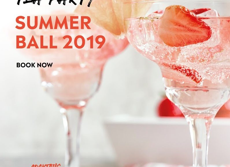 IAA Summer Ball 2019