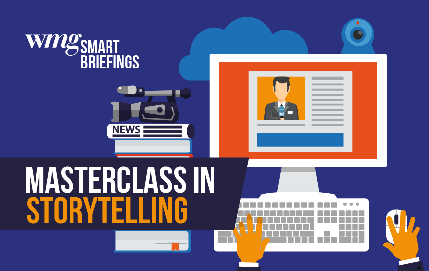 Masterclass in Storytelling