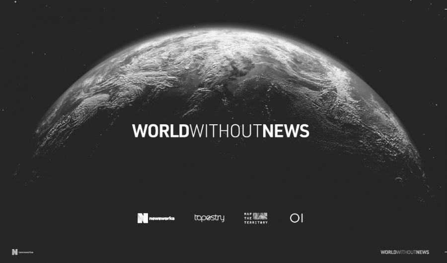 World without news by Newsworks