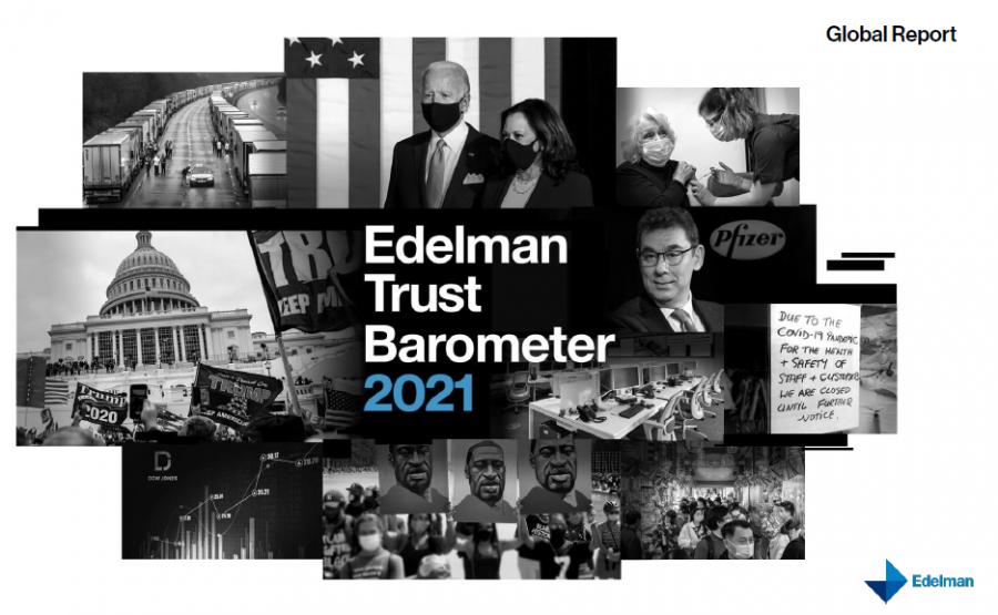 The Edelman Trust Barometer